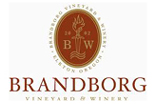 Brandborg Vineyard and Winery logo